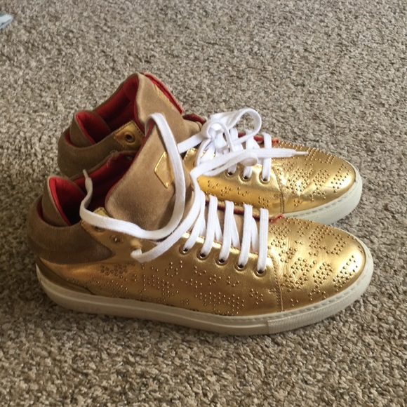 MCM Shoes   Mcm Lowtop Sneakers For Men